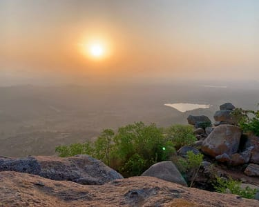 Uttari Betta Sunrise Trek with Transportation - Flat 40% off