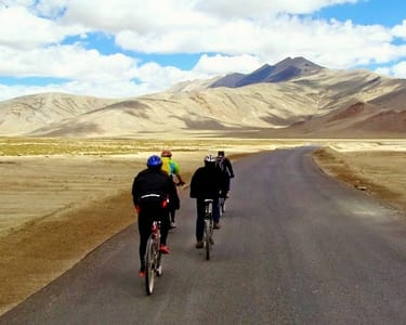 Manali to Leh Cycling Tour 2018