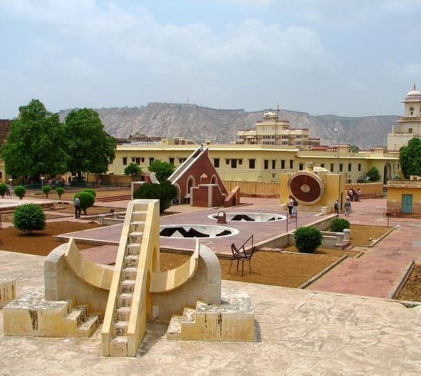 Pushkar and Jaipur City Tour