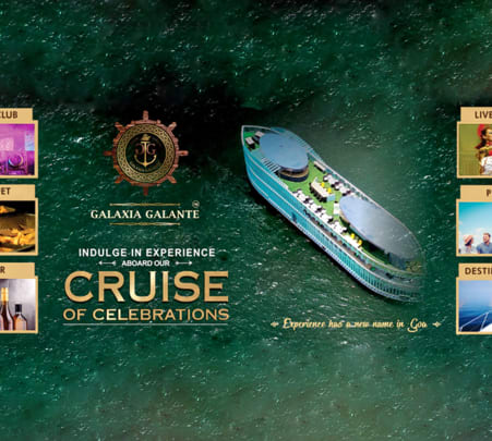 Dining and Party Cruise at Goa
