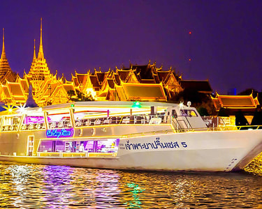 Chao Phraya Dinner Cruise, Bangkok - Flat 35% off