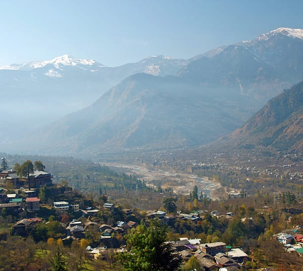 Half Day Sightseeing Tour of Kullu in a Private Vehicle