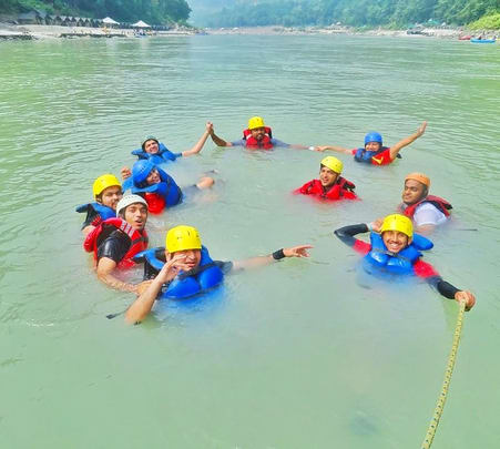 Adventure Stay at Rishikesh