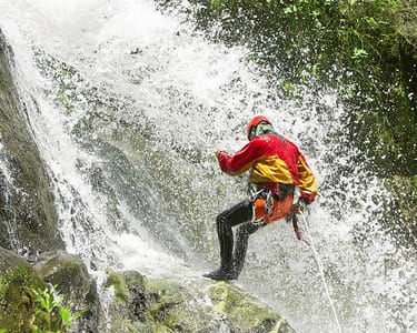 Canyoning in Dandeli Flat 20% off
