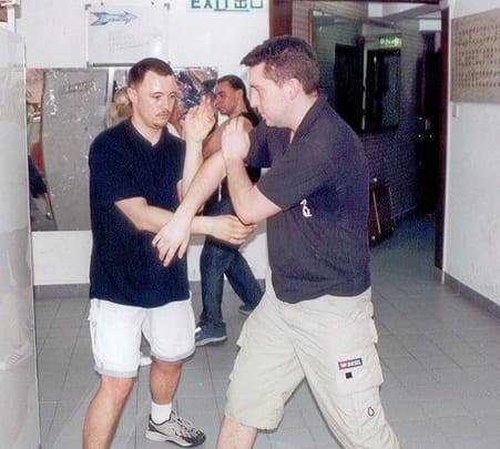 Wing Chun Kung Fu Training in Goa