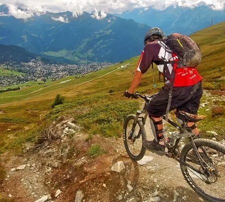 Mountian Cycling Tour in Kullu Valley
