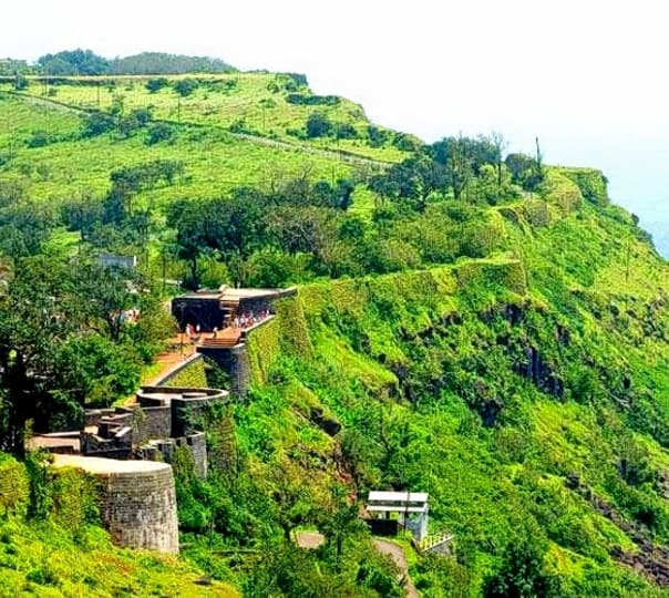 A Trek to Panhalgad