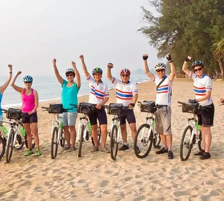 Krabi Cycling Tour Flat 20% off