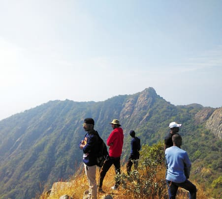 Half Day Trekking Tour in Mount Abu