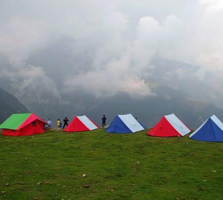 Trek to Indrahara Pass