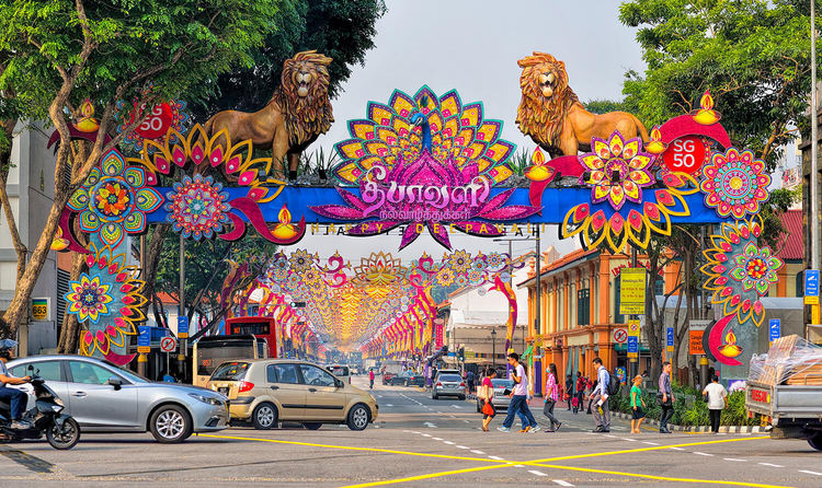 Experience Little India