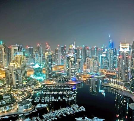 Dubai Honeymoon Tour: the Most Romantic Days