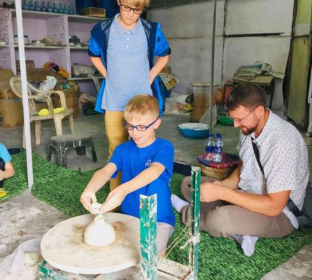 Jaipur Blue Pottery Tour- Flat 35% off