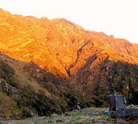 Trek to Kuari Pass and Pangarchula in Uttarakhand 2019