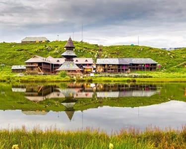 Prashar Lake Trek 2021, Himachal | Book @ ₹2449 Only