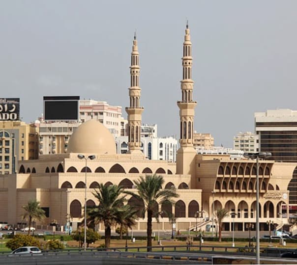 Sharjah and Ajman City Tour