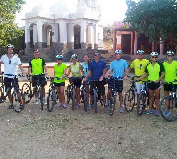 Cycling Tour in Udaipur