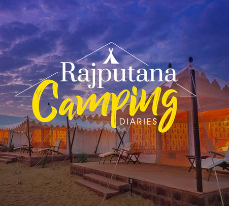 Desert Camp in Jaisalmer- Flat 34% off