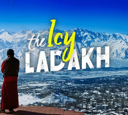 The Ladakh Platter: All Adventure Inclusive