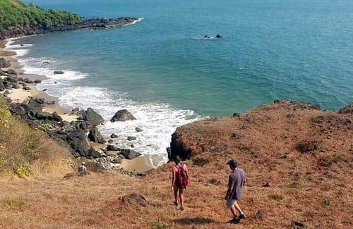 Ocean Trek to Neuti Beach