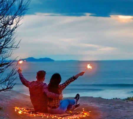 Christmas & New Year Special Camping & Trekking at Gokarna
