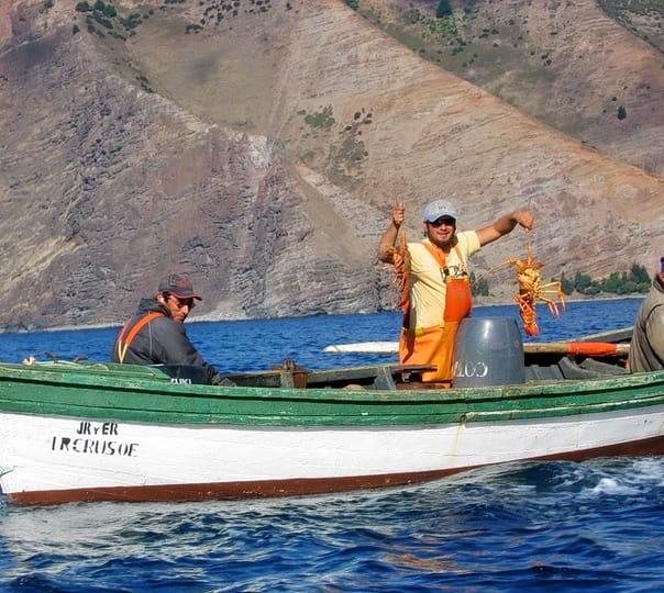 Fishing Trip at Nagoa, Goa