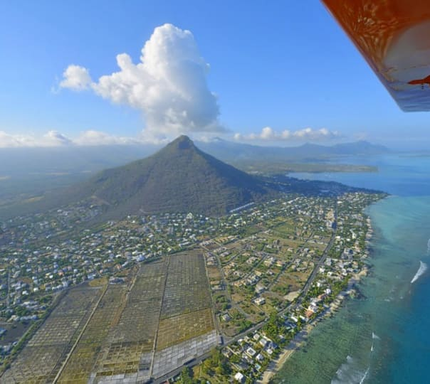 The Cardinal Runway Tour in Mauritius