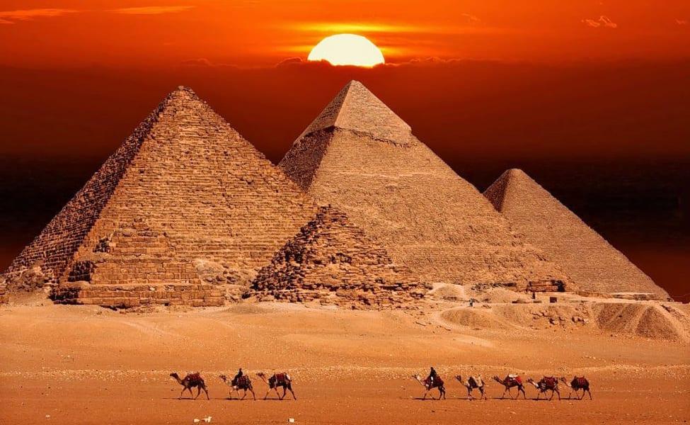 8 Day Egyptian Escape Cairo Nile River Cruise Special