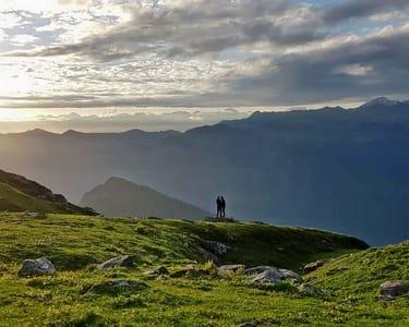 Sar Pass Circuit Trek from Kasol, Himachal Pradesh