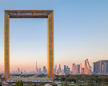 Dubai Frame Tickets Flat 30% off