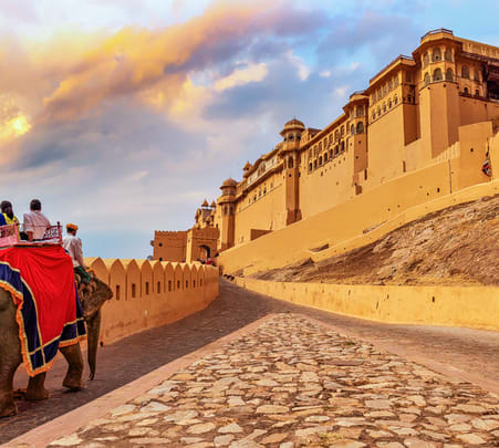 Jaipur Delhi Tour with Guide-flat 35% off