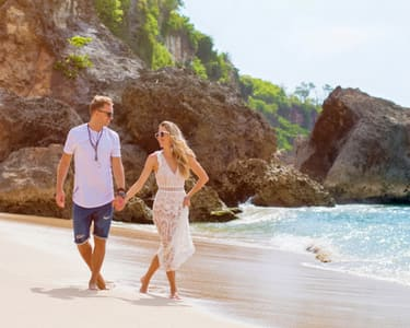 Honeymoon Holiday in Bali with Sunset Dinner Cruise