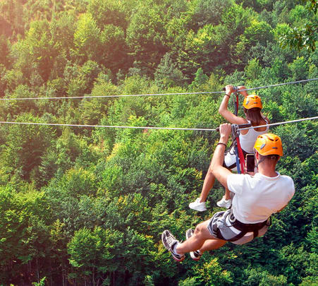 Singapore Ziplining and Megajump