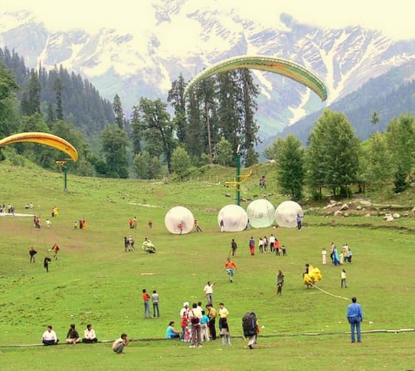 Sightseeing with a Guide in Manali, Himachal Pradesh