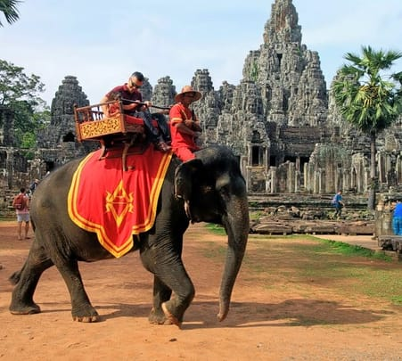 Day Tour of Angkor Temples