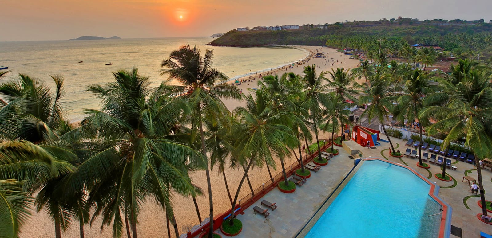 Hotel Pristine Resort 2 (India, Goa): description, rooms, reviews of tourists 30