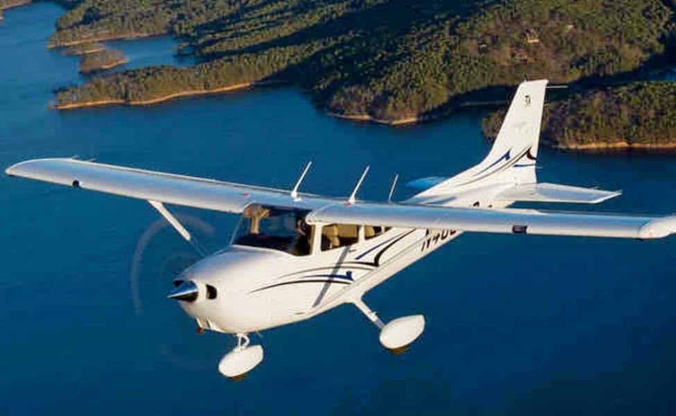 Airplane Joyrides At Jakkur Flat 30% Off