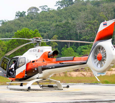 Phuket Beach Helicopter Tour Flat 20% off