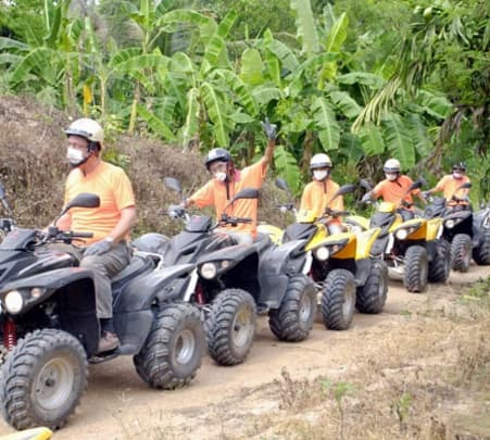 Atv or Buggy Ride in Pattaya (2 Hrs)