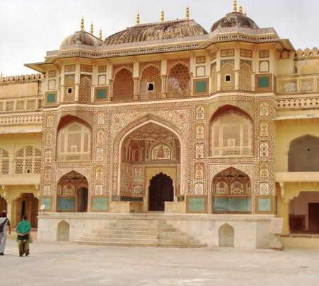 Amber Fort Visit in Jaipur