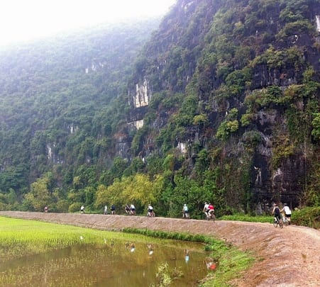 Cycling Trip from Hanoi to Luang Prabang