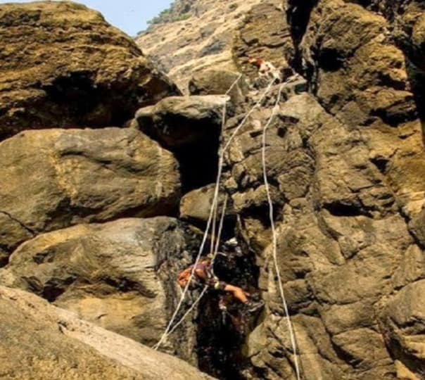 Trekking, Camping and Caving in Sandhan Valley