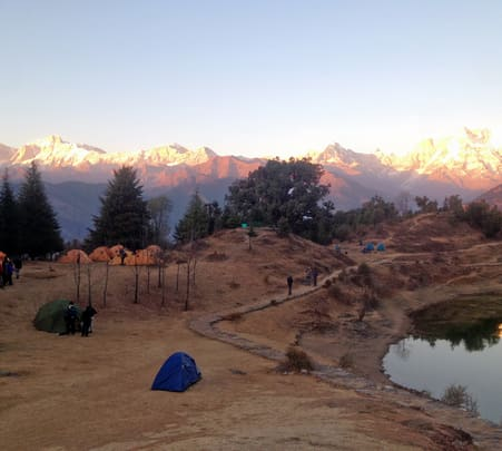 Chopta- Chandrashila Trek 2018, Uttarakhand