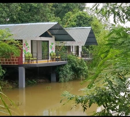Luxury Camping and Rafting at Kolad- Flat 50% off