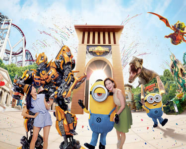 4 Days Singapore Holiday Package with Universal Studios