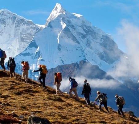 Har Ki Doon Trek Via Jaundhar Glacier, Uttarakhand 2019