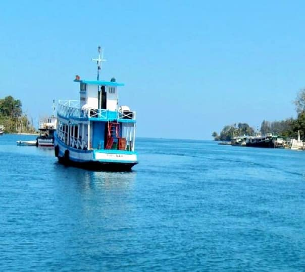 Tour around Ross Bay and North Bay in Andaman