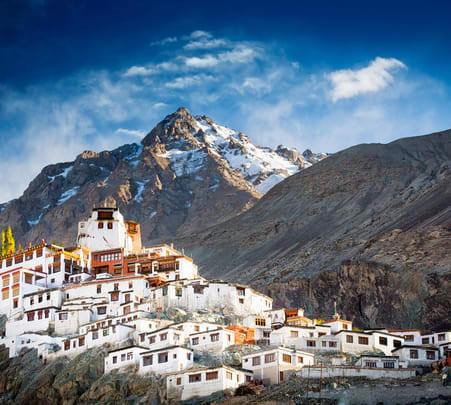 7 Days Ladakh Backpacking Tour