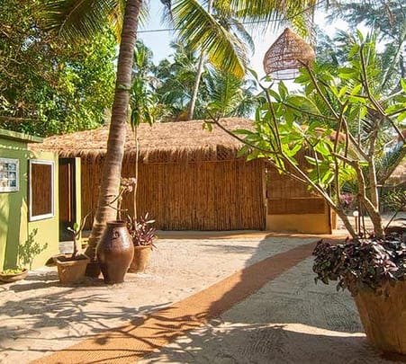 Overnight Stay at Little Palm Grove in Goa