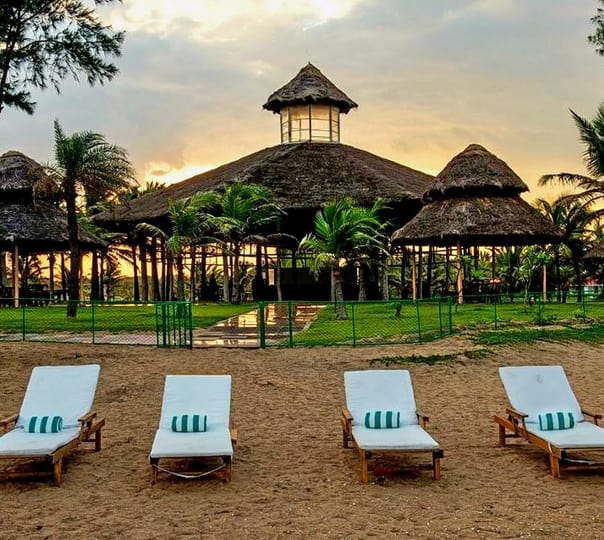 Winter Stay at Chariot Beach Resorts, Mahabalipuram